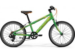 "Велосипед 20"" MERIDA MATTS J.20 RACE GREEN (RED/LITE GREEN)"