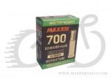 "Камера 700 18/25"" Maxxis AV Schrader 35мм  0,9мм"