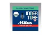 Камера 700 x25/35C (25/37x622/635) AV 35мм MITAS (RUBENA) Slug self sealant A03SF, BSC 0,9 mm,гель, в короб