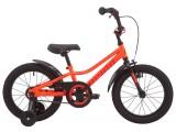 "Велосипед 16"" Pride FLASH 16 2019, каретка на промподшипниках, оранжевый"