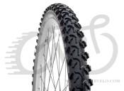 Покрышка 20 x 1,75 x 2 (47-406) Mitas (Rubena) RAPID V36 Classic  черный