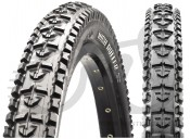 Покр 26''x2,10  Maxxis High roller 60 TPI, 70a, Folding (безкордовая)