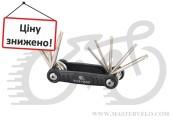 Мультитул BikeHand YC-286B миниинструмент