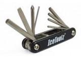 Ключ складной 8 функций ICE TOOLZ 92A1