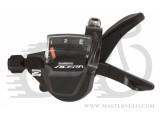 Манетка шифтер Shimano SL-M3000 Acera, левый 3-скорости SLM3000LB