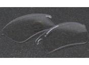Стекла сменные для очков Longus Glow, прозрачные 015