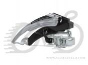 Переключатель передний Shimano Tourney FD-TY510, 46-48T, универсальная тяга, Top-Swing, 34.9/28,6