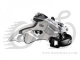 Переключатель передний Shimano FD-M370 Altus 3X8/7, 44/48т, TopSwing 34.9/31.8мм