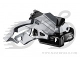 Переключатель передний Shimano FD-M3000 (Acera), 34,9/31,8/28,6мм 63/66°, Top-Swing