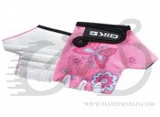 Перчатки TW-NC-2529 Kids без пальцев розовые