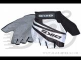 Перчатки TW NC-2537 Light без пальцев бело-черные
