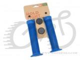 Грипсы Green Cycle GC-G105C+04 145mm синие, BMX