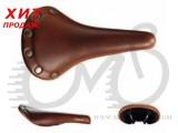 Седло VELO VL-1221 (VK) коричневое