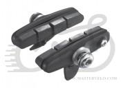 Тормозные колодки+резинки R55C3 Ultegra кассетн.Фиксац Y8G698130