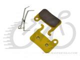 Тормозные колодки Longus для диск торм SHIMANO XTR/XT M975/M775/M665, метал 339