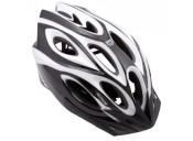 Шлем AUTHOR Skiff 115 черный/белый, 52-58 cm