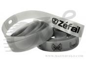 Флиппер Zefal (9353) 622*18 пластиков. эластичн. серый