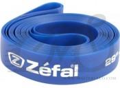 """Флиппер Zefal (9361) 29/28""""*20 пластиков. эластичный синий"""