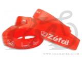 Флиппер Zefal (9357) 559*22 пластиков. эластичн. красный