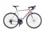 """Велосипед AUTHOR (2018) Aura 22 28"""", цвет-белый (красный) // белый, рама 52 cm"""