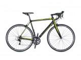 """Велосипед AUTHOR (2018) Aura 33 28"""", цвет-черный (желтый) // черный, рама 54 cm"""