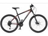 """Велосипед AUTHOR (2020) Solution 27.5"""", цвет-черный (красный) // чёрный"""