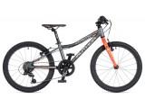 """Велосипед AUTHOR (2020) Cosmic 20"""", рама 10"""", колір-графітовий // помаранчевий"""