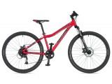 """Велосипед AUTHOR (2020) A-Matrix 26"""" D, рама 13,5"""", колір-червоний (блакитний) // чорний"""