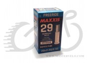 Камера Maxxis Freeride 29x2.2/2.5 AV (EIB00095200) (4717784038353)