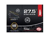 "Велокамера Author AT-MTB-27,5"" AV40 27.5x1.75/2.35, у коробочці 37227001"