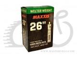 Камера Maxxis Welter Weight (IB00137000) 26x1.5/2.5 FV48, разбороный вентиль Presta