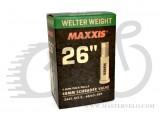 Камера Maxxis Welter Weight 26x1.5/2.5 AV L:48мм (EIB00137100)