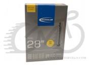 """Камера 28"""" (18/25-622/630) Schwalbe SV20 EXTRA LIGHT 80mm (10426383)"""