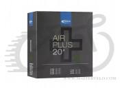 """Камера 20"""" (40/62-406) Schwalbe AV7AP AIR PLUS IB AGV 40mm (10461560) УСИЛЕННАЯ"""