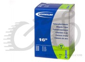 """Камера 16""""X1.75/2.10 (47/62x305) a/v 40мм Schwalbe AV3 IB AGV"""