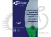 Камера 14X1.75/2.10 (47/60-254) AV 40мм Schwalbe AV2A (10407510)