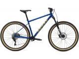 "Велосипед 29"" Marin PINE MOUNTAIN 1 2021 Gloss Navy Blue/Yellow/Orange"