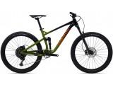 "Велосипед 27,5"" Marin RIFT ZONE 1 2021 Gloss Black/Green/Orange"