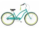"Велосипед 26"" ELECTRA Dreamtime 3i Ladies' Green"