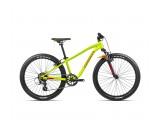 Велосипед Orbea MX 24 XC 21 Lime-Watermelon