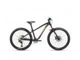 Підлітковий велосипед Orbea Laufey 24 H30 21 Black-Rainbow