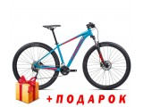 Велосипед Orbea 29 MX40 21, L206, Blue - Red