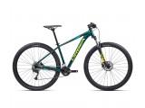 Велосипед Orbea 29 MX40 21, L206, Ocean - Yellow