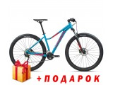 Велосипед Orbea 27 MX40 ENT 21, L211, Blue - Red