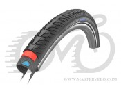 Покрышка 28x1.75 (47-622) Schwalbe MARATHON GT TOUR Perf DualGuard TwinSkin B/B+RT HS485 EC, 67EPI 33B (11101291)