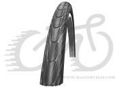 Покрышка 28x1.40 700x35C Schwalbe DELTA CRUISER KevlarGuard  37-622 B/B+RT HS392 SBC 50EPI