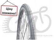 Покрышка 24 x 1 3/8 x 1 1/4 (25-540) Mitas (Rubena) TOURNIER V03 Classic  серый (для колясок)