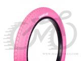 Покрышка 20x2.40 Stolen HIVE LP, розовая