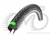 Покрышка 26x2.00 (50-559) Schwalbe MARATHON GreenGuard, B/B+RT TwinSkin Wired HS420 Endurance EPI67 (11100143)
