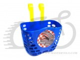 Корзина Green Cycle GCB-07 детская пластик синяя